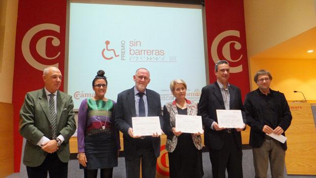 Diario de Navarra, Premio Sin Barreras 2011, Cascante, RuralSuite