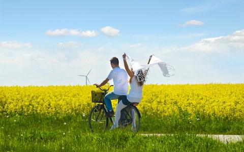 Escapada Romántica Bici