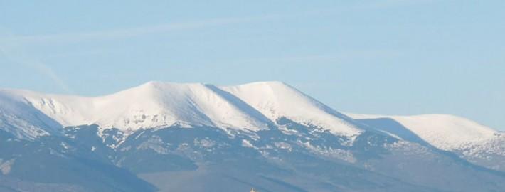 El Moncayo, perfecto para visitar en tus vacaciones de invierno.
