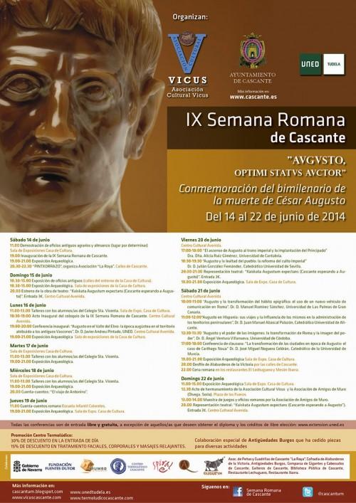 cartel-ix-semana-romana-cascante