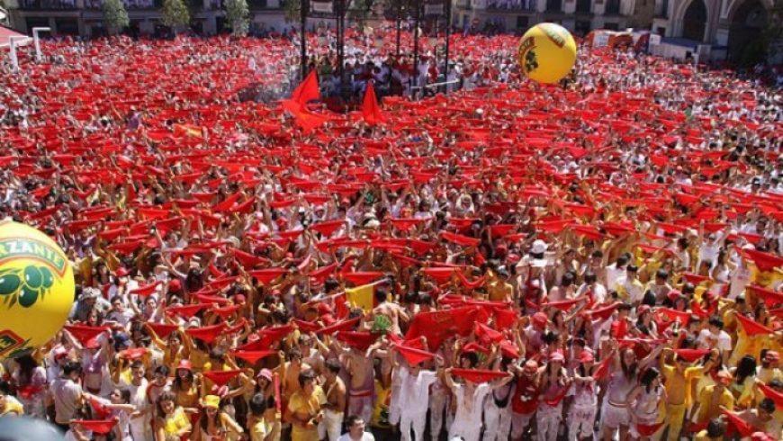 ¡Vive las Fiestas de Tudela con nosotros!