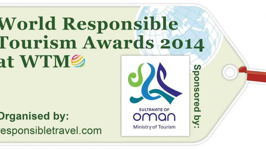 Finalistas en los World Responsible Tourism Awards