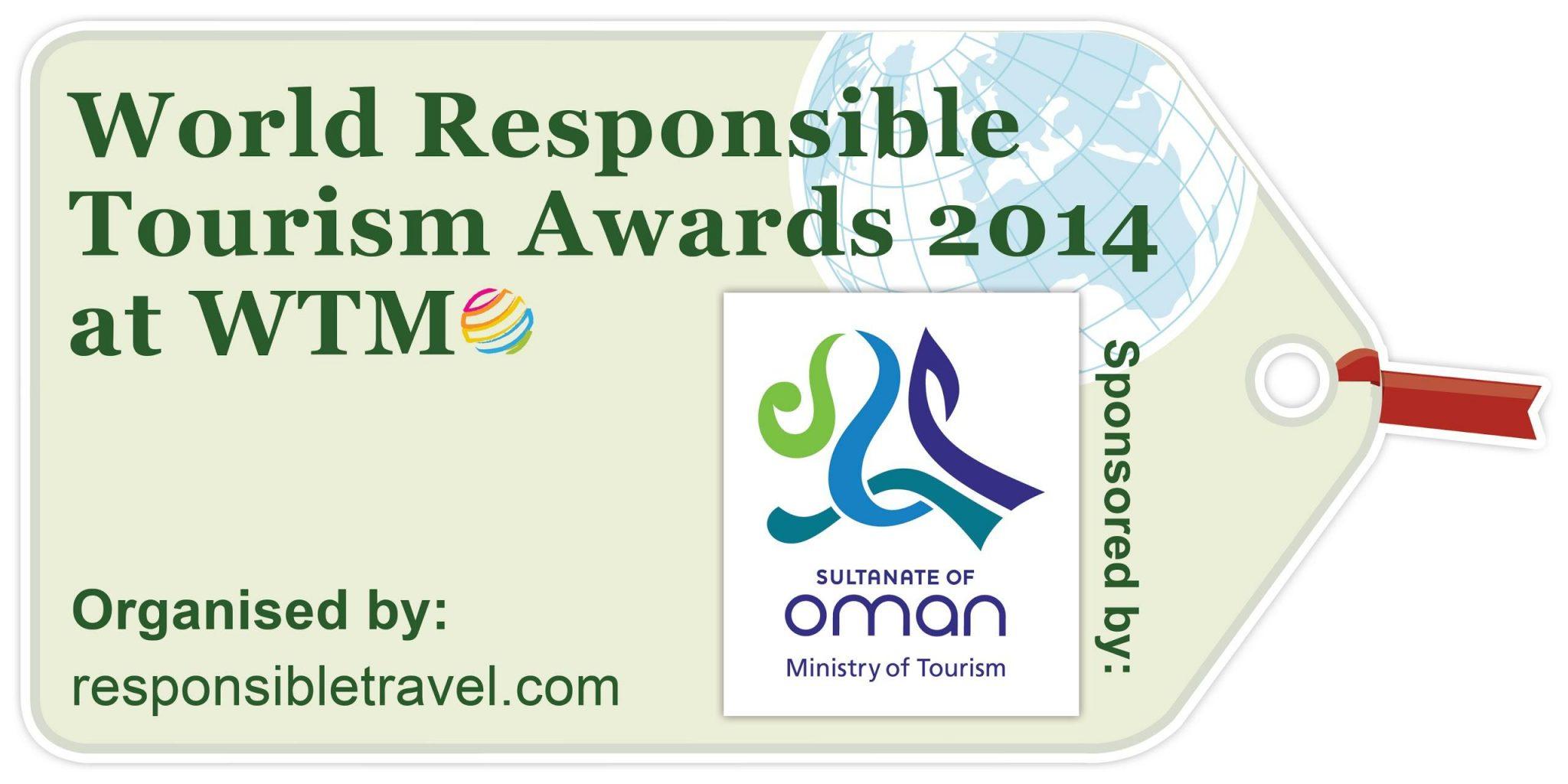 Finalistas en los World Responsible Tourism Awards