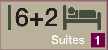 Suite 1 - 6+2