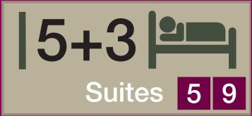 Suites 5 9 - 5+3